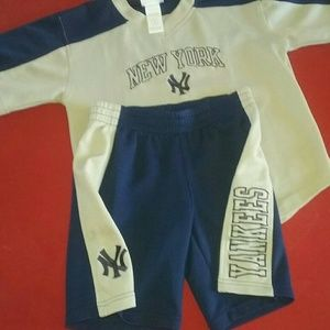 Other - ♡Child New York Yankee's outfit♡